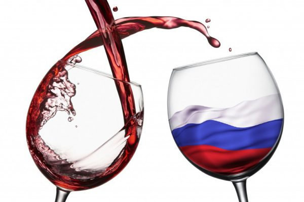 Wine in Russia