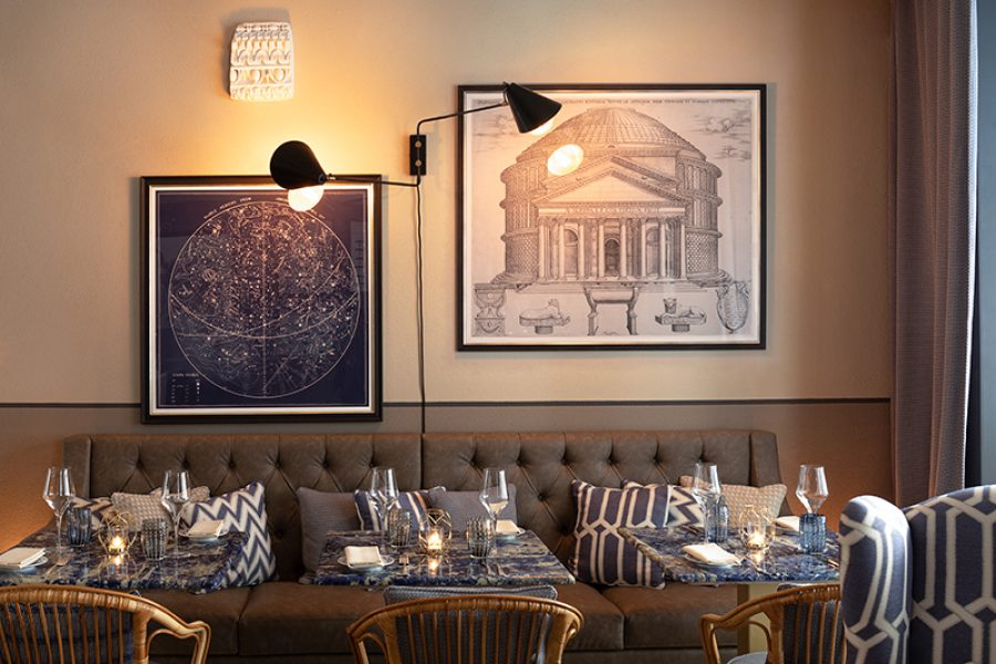 il Botolo meets Dvca, the charming restaurant in Milan