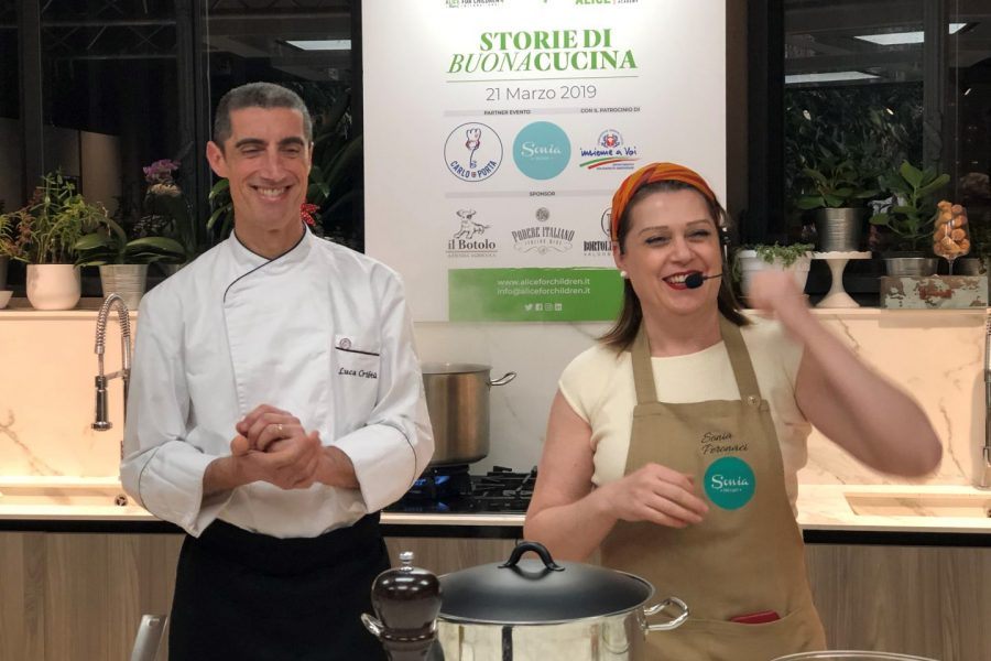 "Il Botolo took part in ""Stories of Good Cuisine"" event"