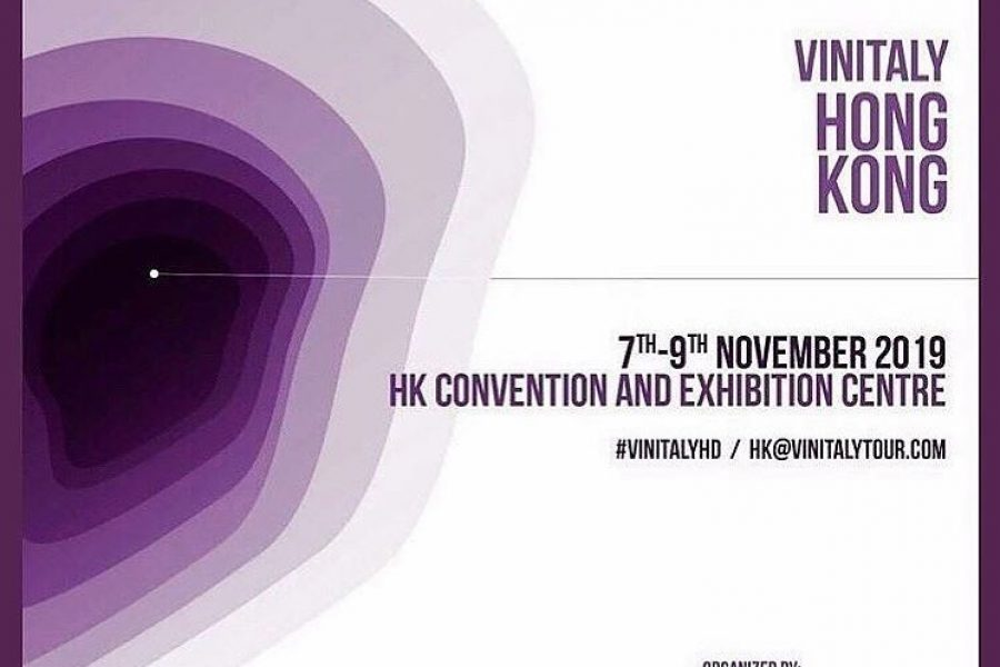 il Botolo at 10th edition of Vinitaly Hong Kong