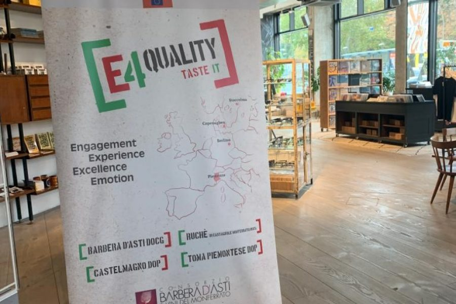 New chapter of E4Quality in Berlin
