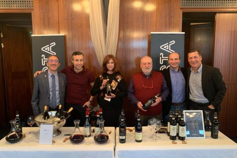 """il Botolo returned in Sweden at """"Wine Days"""""""