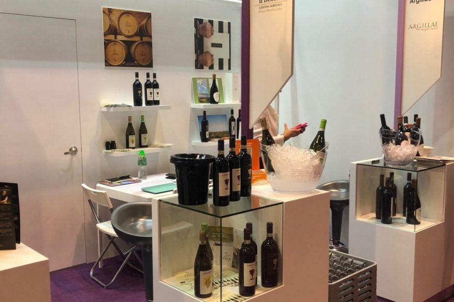 il Botolo took part at International Wine and Spirits Fair (IWSF) of Hong Kong